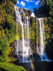 Amazing waterfalls through the Bolaven Plateu