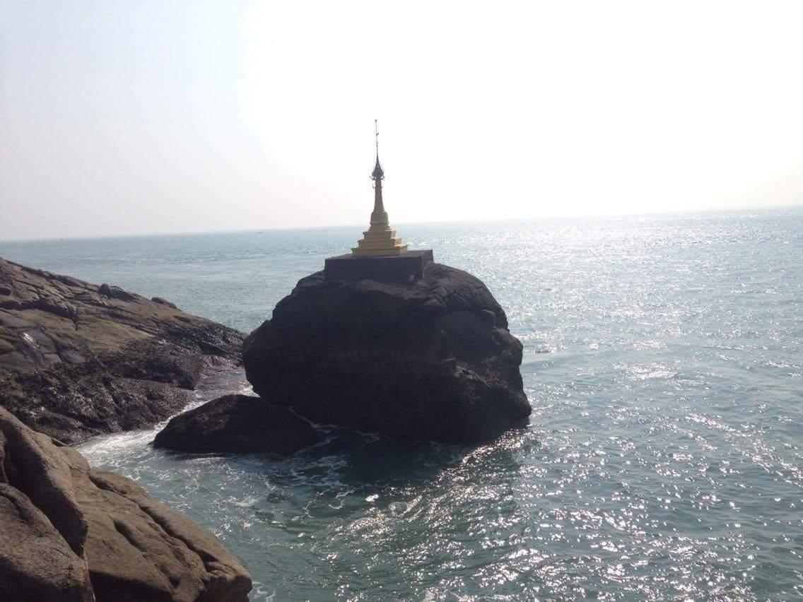 Shin Maw Pagoda