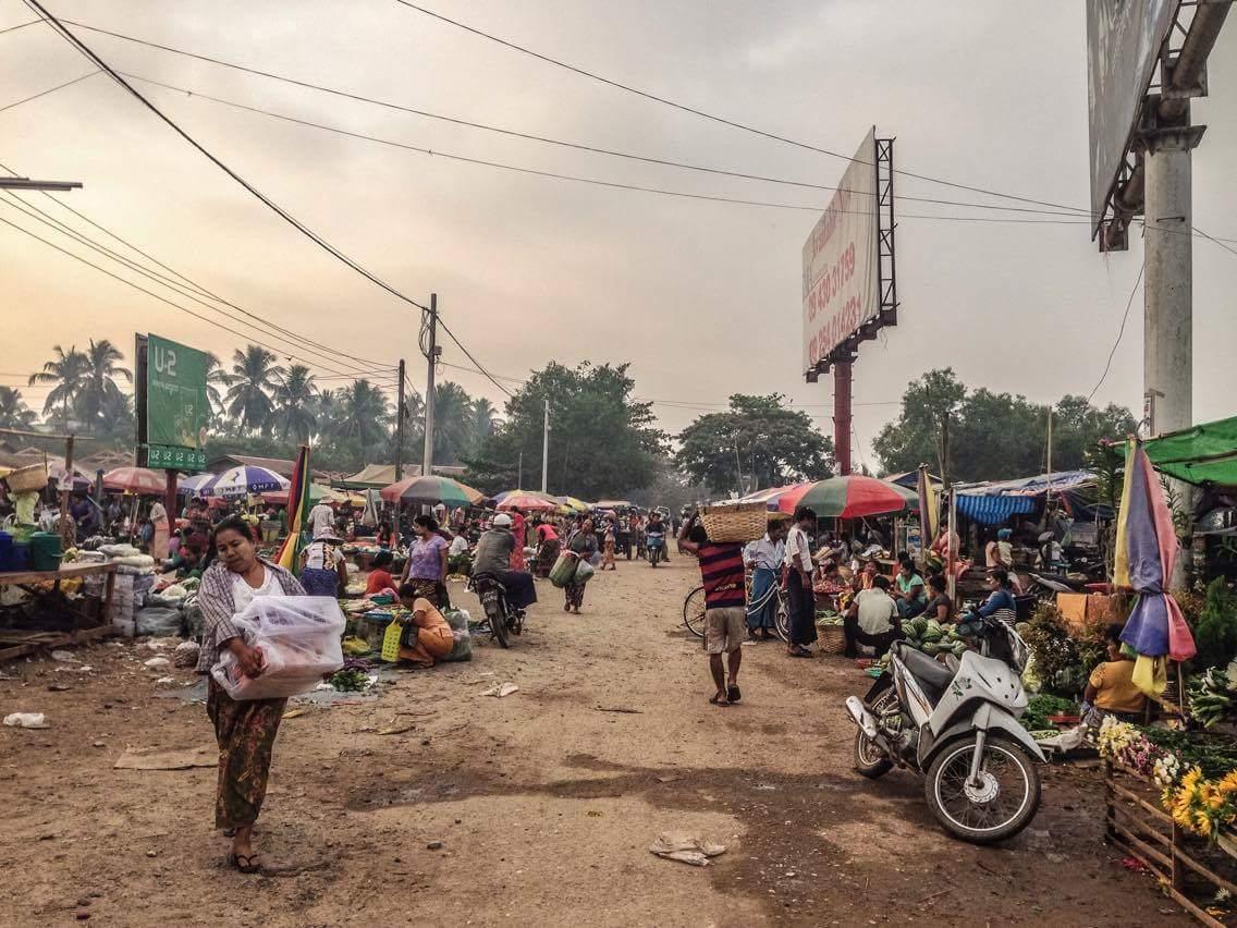 Dawei plaza